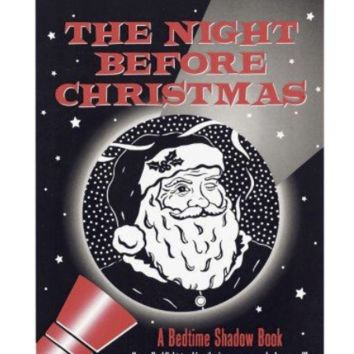 The Night Before Christmas SHADOW BOOK
