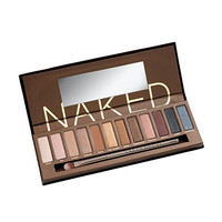 Naked eyeshadow palette at debenhams.com
