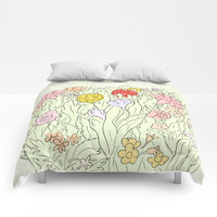 Blooms Comforters by anipani