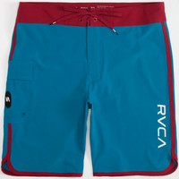 Rvca Eastern Mens Boardshorts Grey  In Sizes