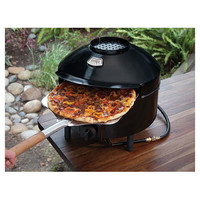 You should see this PizzaQue® Pizza Oven in Black on Daily Sales!