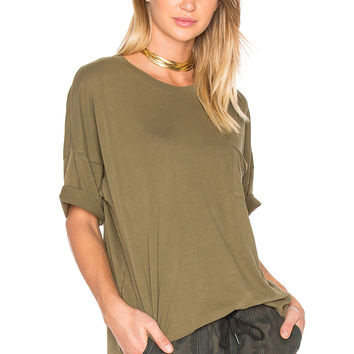 rag & bone/JEAN The Big Tee in Light Army