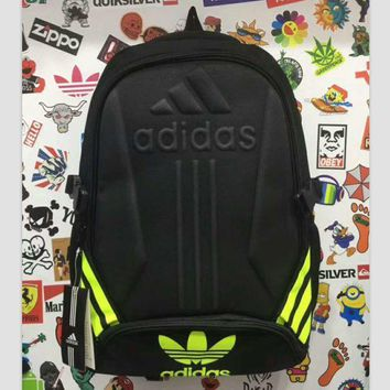 PEAPUF3 Adidas' Sport Travel Backpack College School Bag Laptop Bag Bookbag G-A-XYCL