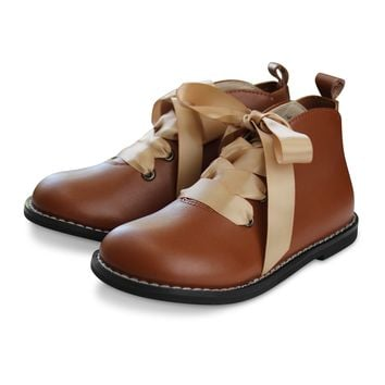 Hyde Street Brown Ankle Boot/Bootie