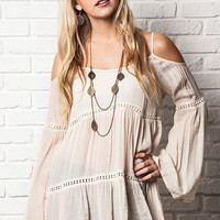 Full Swing Tunic Top