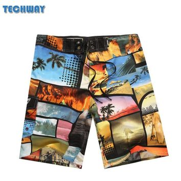 Men's Swimming Shorts Board Shorts Quick Dry