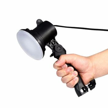 CY LED lamp photography studio light bulb portrait softbox fill light camera lights camera equipment boxes still life props