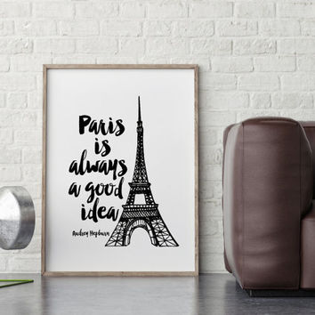 Shop Paris Words On Wanelo