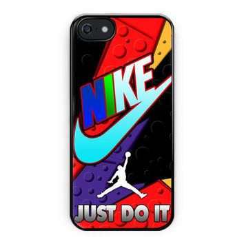 Nike Just Do It Jordan Raptor iPhone 5/5S Case
