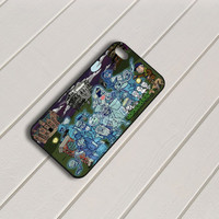 The Haunted Mansion iPhone 5 Case