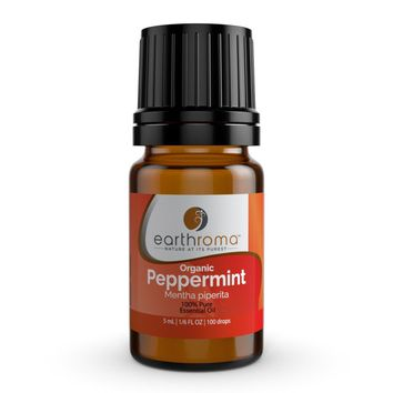 Peppermint (Organic) Essential Oil