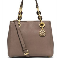 Michael Michael Kors Cynthia Small North South Chain Satchel