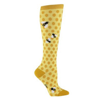 Bee's Knees Women's Novelty Knee High Socks
