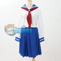 Sailor Moon - Sailor Venus Minako Aino Cosplay School Uniform CP152393