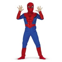 Spiderman, Classic - Size: Child S(4-6) $19.99