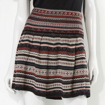 Princess Vera Wang Fair Isle Sweater Skirt - Juniors
