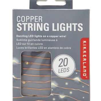 Decorative Copper String Lights