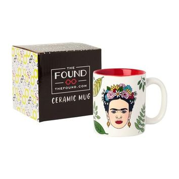Frida -- Coffee Mug