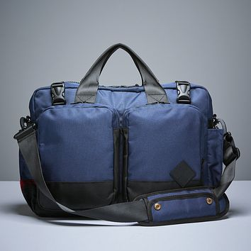 The Hill-Side for Woolrich Briefcase, Navy