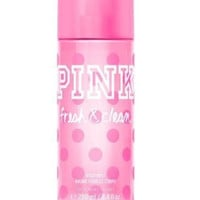 Victoria's Secret Pink with a Splash - Fresh & Clean - All Over Body Mist 8.4 Oz