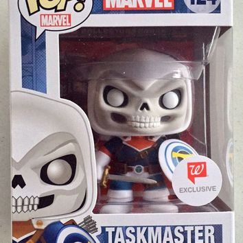 Taskmaster Marvel Funko Pop! Vinyl Figure #124 Walgreens Exclusive