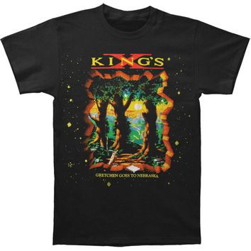 Kings X Men's  Gretchen Goes To Nebraska T-shirt Black