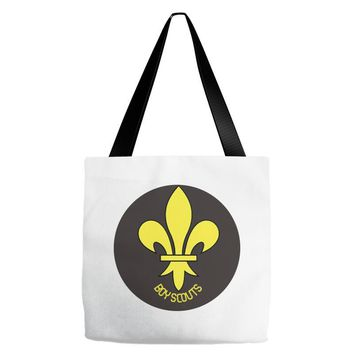 boy scout best Tote Bags