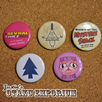Gravity Falls Meow Wow 5 Pack