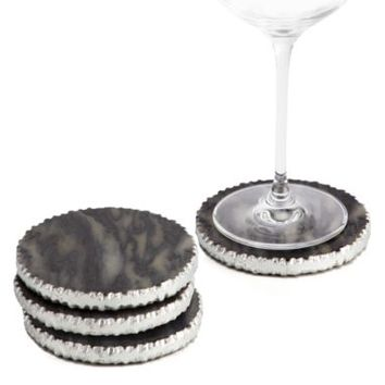 Pantheon Coaster - Set of 4 | Bar Accessories | Tableware | Z Gallerie