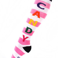 Candy Knee Socks