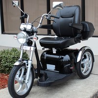 SportRider SGL Scooter SportRider 15K - EV Rider Recreational Scooters | TopMobility.com