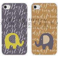 The Original Best Friends Elephant iphone 4 cases
