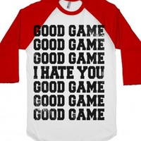 White/Red T-Shirt | Funny Gifts For Boyfriends