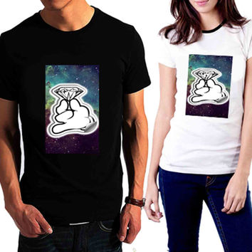 Mickey Diamond Supply Co in nebula - Tshirt for man shirt, woman shirt XS / S / M / L / XL / 2XL / 3XL /4XL / 5XL *02*