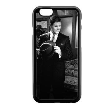 Jensen Ackles Dean Winchester BW iPhone 6 Case