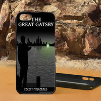 The great gatsby green lights For iPhone 5 Case Cover - iPhone Case - iPhone 4 Case - iPhone 4S Case