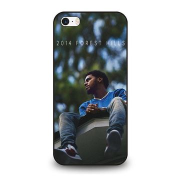 j cole forest hills iphone se case cover  number 1