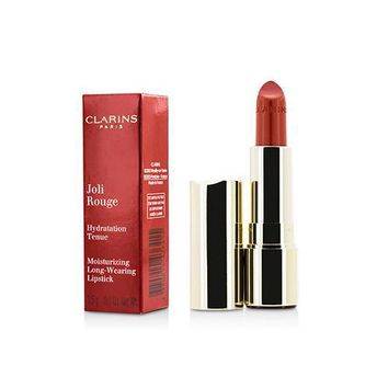 Joli Rouge (Long Wearing Moisturizing Lipstick) - # 743 Cherry Red 3.5g/0.1oz