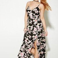 Plus Size Floral Maxi Dress | Forever 21 PLUS - 2000187618