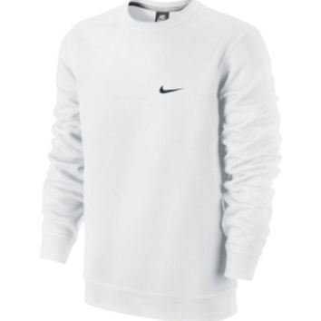 Nike Men's Club Swoosh Crewneck Sweatshirt | DICK'S Sporting Goods