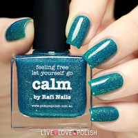 Picture Polish Calm Nail Polish