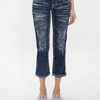 Big Star Vintage Liv Cropped Stretch Jean
