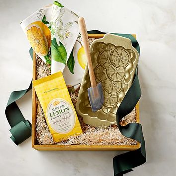 Citrus Baking Gift Set