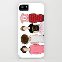 5SOS iPhone & iPod Case by Girlwiththetea