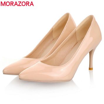 Plus Size High Heels Classic Pumps