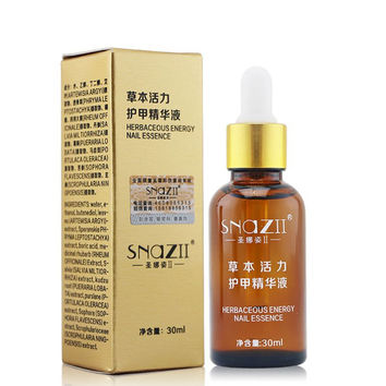 1 PC 30ml Fungal Nail Treatment Essence Nail and Foot Whitening for Cuticle Oil Toe Nail Fungus Removal Feet Care Nail Gel