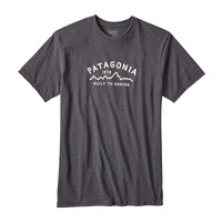 Patagonia Men's Arched Type '73 Cotton/Poly Responsibili-Tee