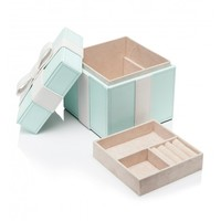Audrey Square Jewellery Box