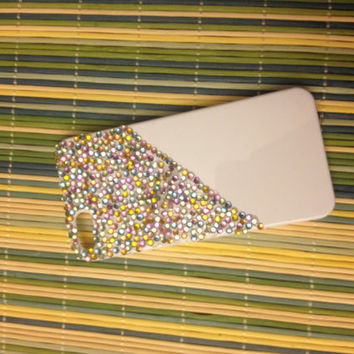 IPhone 5 jeweled case
