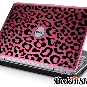 Leopard Laptop Skin -FREE SHIP